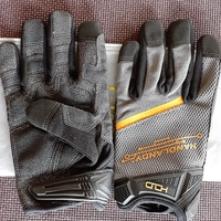 High Quality Work Gloves size M