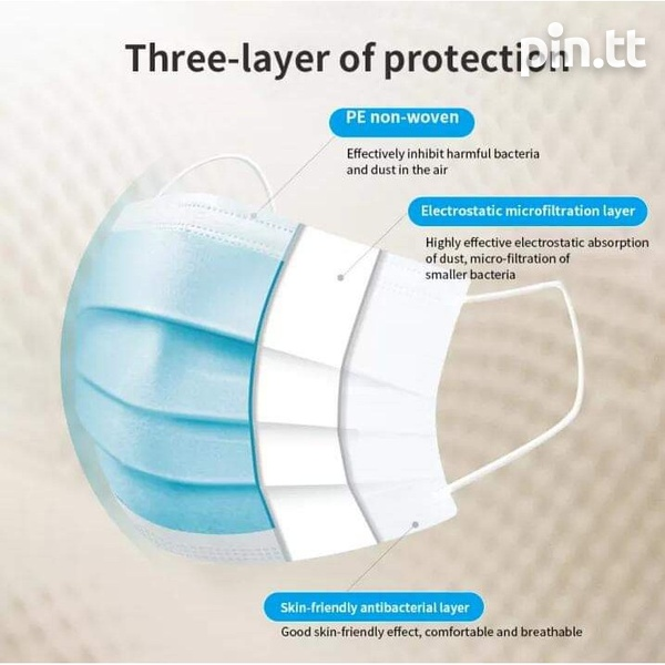 Disposable 3 Layer Face Mask-6