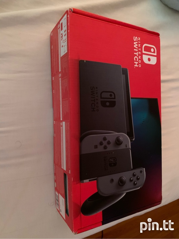 Nintendo Switch Version 2 NEW-2