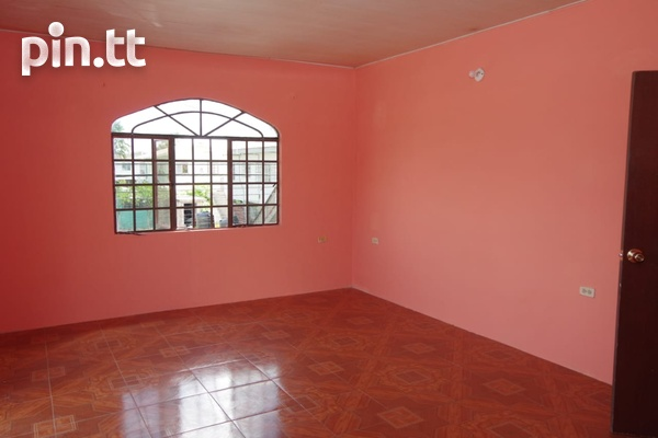 UPSTAIRS TWO BEDROOM APARTMENT IN CHAGUANAS-1