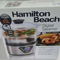 Food steamer...new sealed
