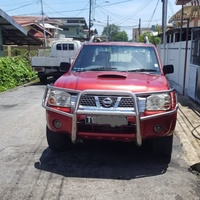 Nissan Frontier, 2005, TBW