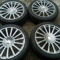 Used Rims with tyres