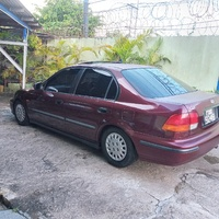 Honda Civic, 1996, PBB