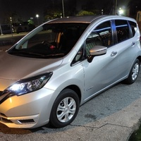 Nissan Note, 2017, PEA