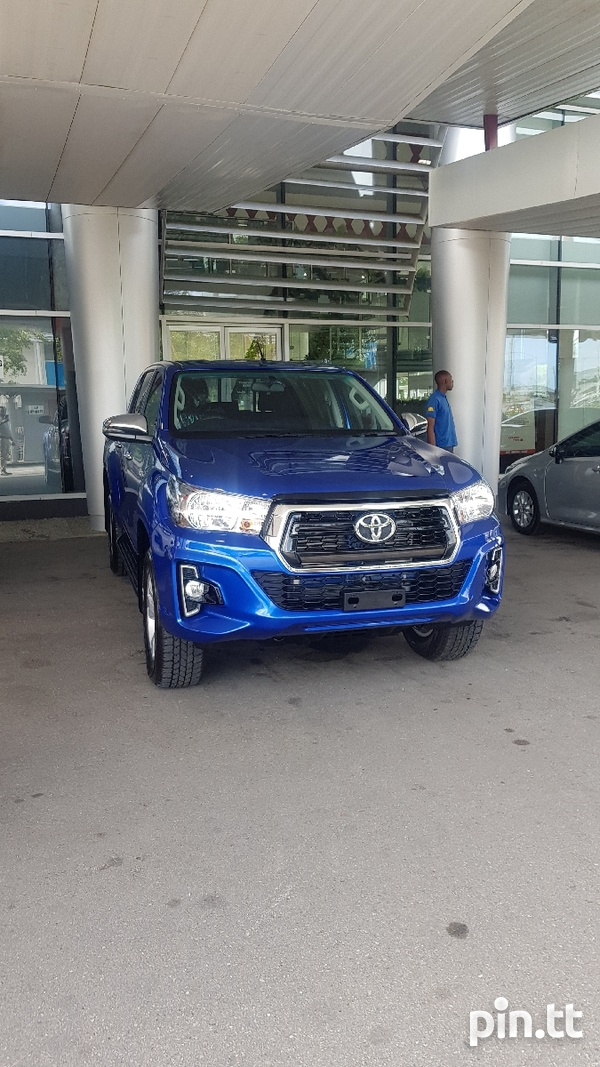 Toyota Hilux, 2019, TDY-5