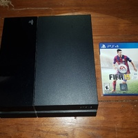 Ps4 console only 1tb