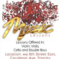 Music Lessons for students 5-15