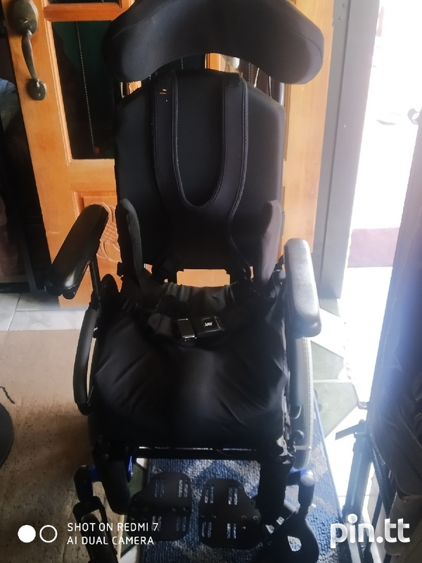 Specialized customized Wheelchair-1