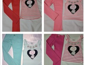 Peanuts Girls Suits