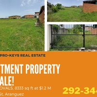 Fully Approved Land in Aranguez