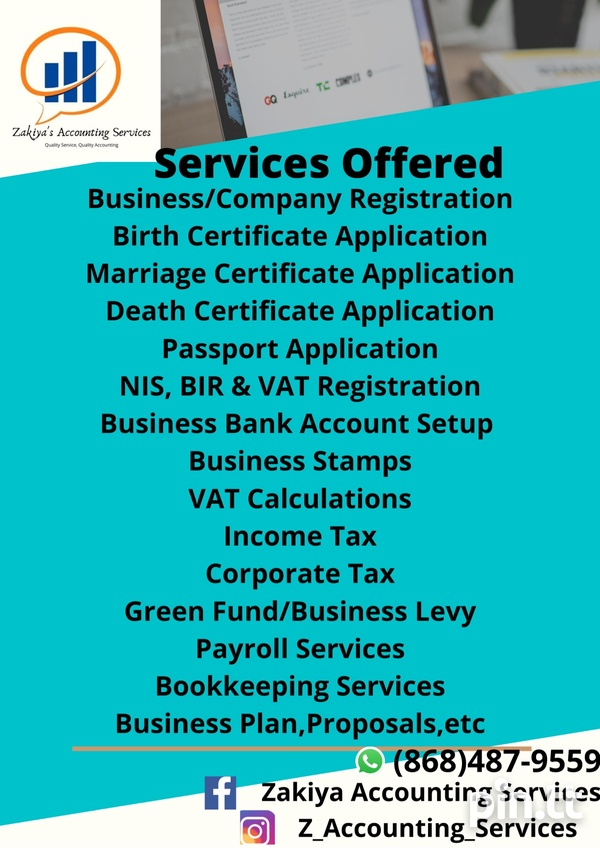 Business registration, Payroll, Bookkeeping, Taxation & More-1