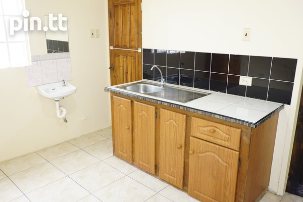 Aranguez Unfurnished 1 Bedroom Apartment-1