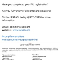 FIU Registration