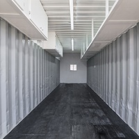 Refurbished 40 Foot Container with Office and Storage