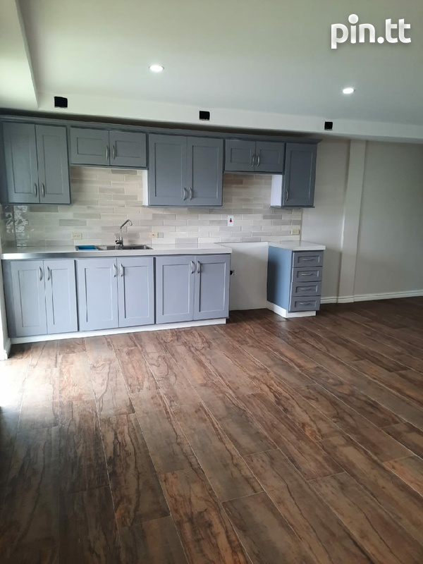 Chaguanas 2 Bedroom Newly Built Luxury Apartment-1