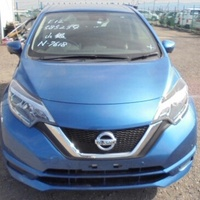 Nissan Note, 2018, to be registered