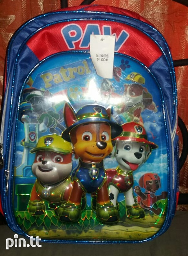 Book bag and lunch bag-4