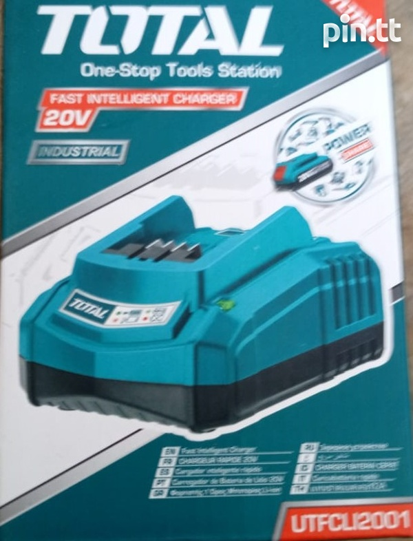 Total Cordless Angle Grinder-6