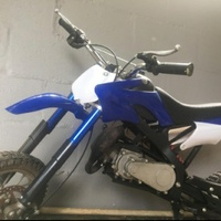 Good condition... you will get a second bike for parts or to repar if you like