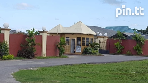 Chaguanas Gated 2 Bedroom Apartment-1