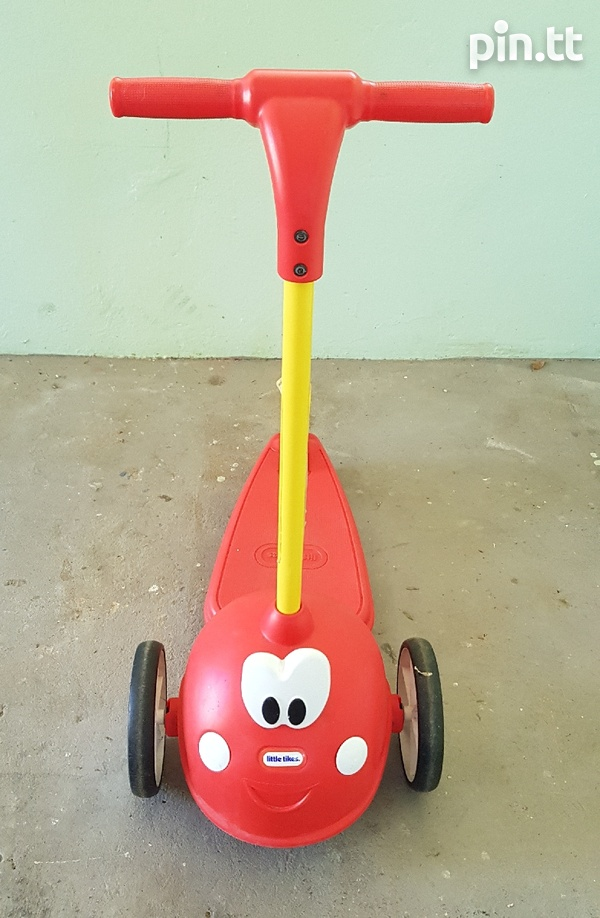 Little Tikes cozy coupe scooter-2