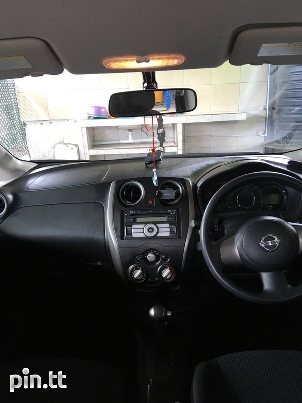 Nissan Note, 2013, PDS-5