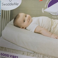 Baby Vibrating Wedge Pillow