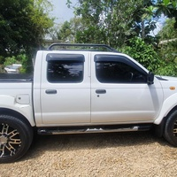 Nissan Frontier, 2008, TCB