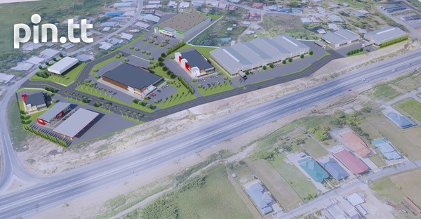 Business Park - South Trunk Road