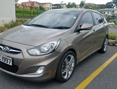 Hyundai Accent, 2014, PDE