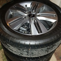 Orginal Rims and Tyres