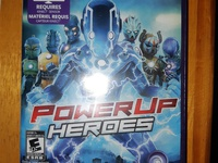 Power Up Heroes for Xbox 360 Kinect