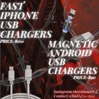 Iphone Fast Charger & Android Magnetic Charger