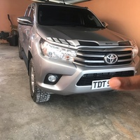 Toyota Hilux, 2018, TDT