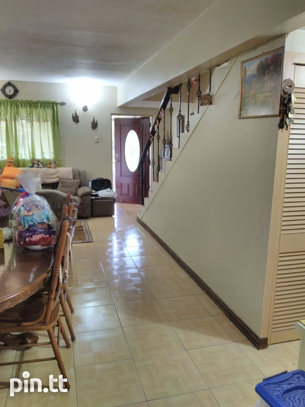 Diego Martin 3 Bedroom Townhouse-4