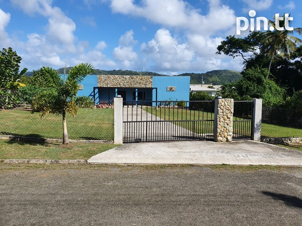Two bedroom House Bacolet, Tobago-3