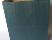 24 Paper Mart Paper Gift Bags with rope handles.