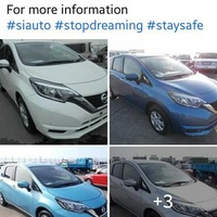 Nissan Note, 2018, Vehicle to be registered in owners name