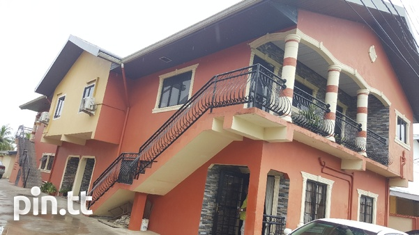 COSY 1 BEDROOM UNFURNISHED APARTMENT KELLY VILLAGE CARONI-2