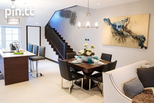 Luxury Townhouses At Château De Chantilly Early Maraval-4