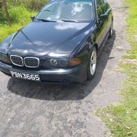 BMW 5-Series, 2008, PBN