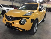 Nissan Juke, 2015, ROLL ON ROLL OFF SUPER CHARGER
