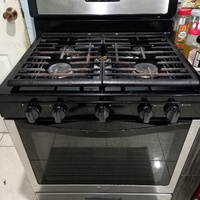 whirlpool stove-OVEN NOT WORKING