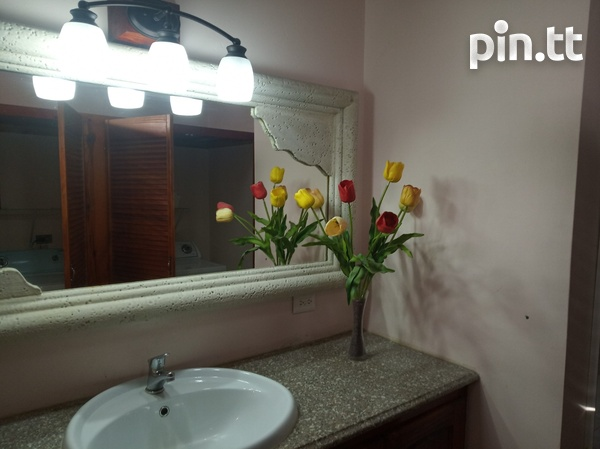 Furnished Two Bedroom Apartment, Lange Park Chaguanas-13