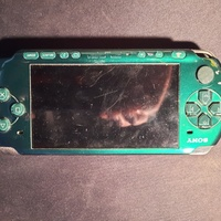 PSP for parts