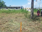 5600sqft Land, Factory Road, Piarco