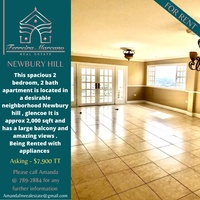 NEWBURY HILL GLENCOE 2 BEDROOM APT
