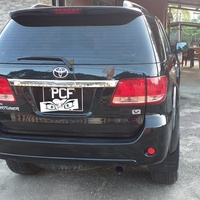 Toyota Fortuner, 2006, PCF
