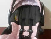 Used carseat and stroller together